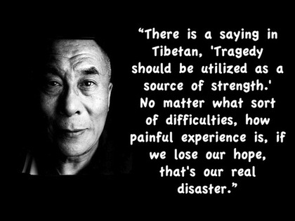 Messages From His Holiness The Dalai Lama 4th March 2015 Riding
