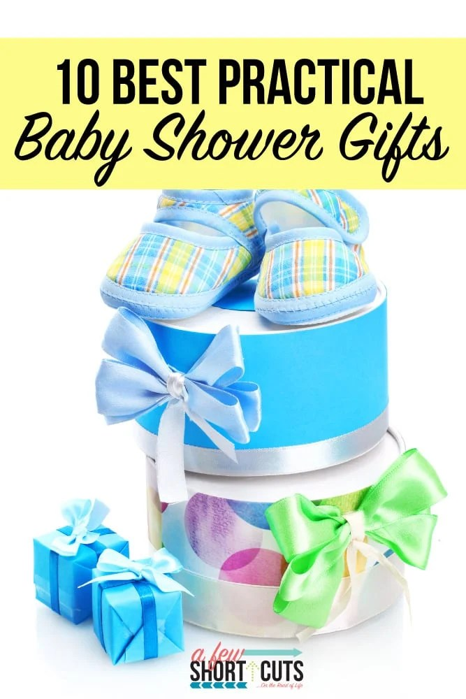 10 practical baby shower