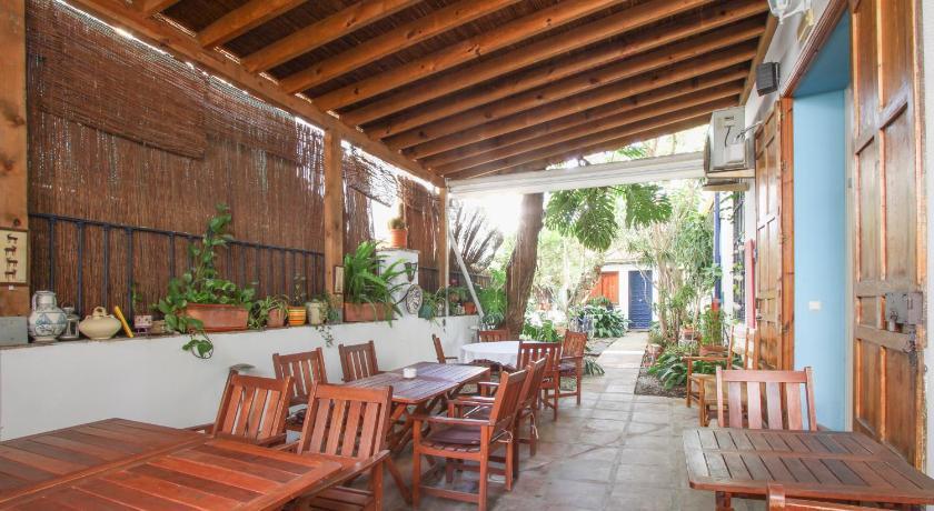 Las Acacias Hostal Restaurante Malaga Spain