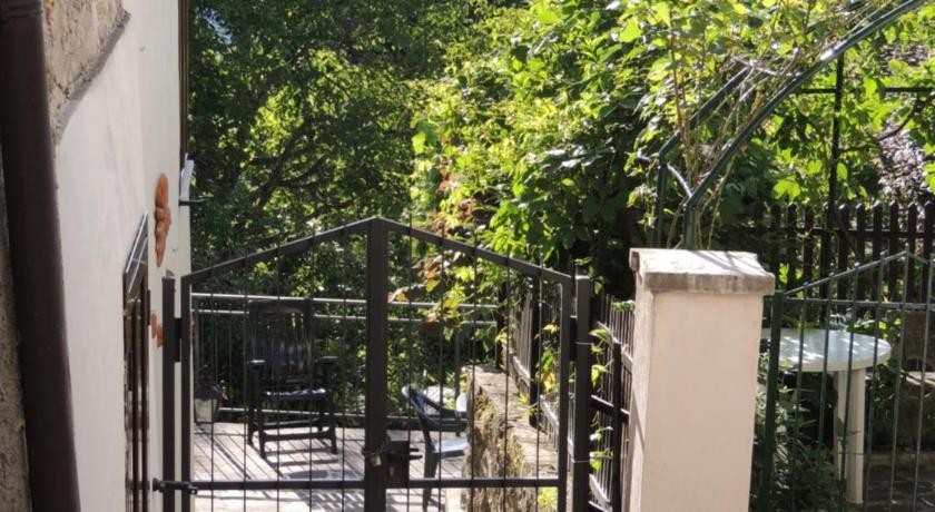 La terrazza verde  Caramanico Terme  Bedandbreakfasteu