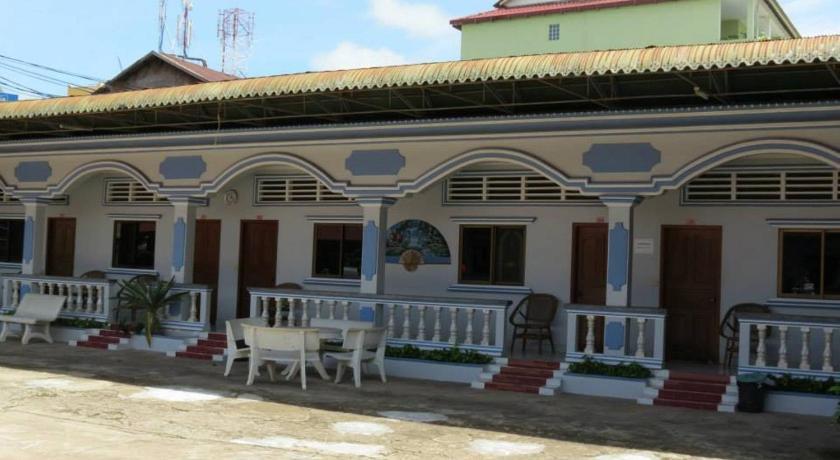 Sihanoukville White Sand Palace Hotel In Cambodia Asia