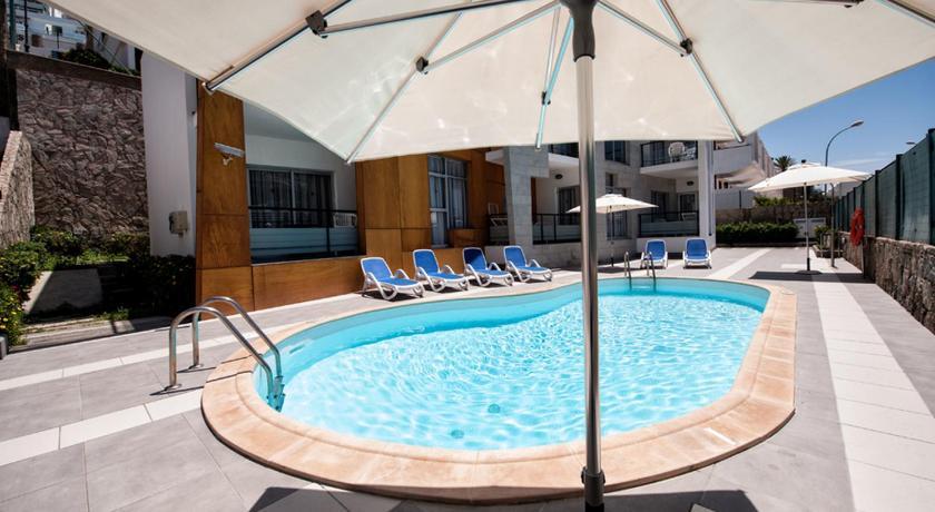 Apartamentos Miami Sun Gran Canaria