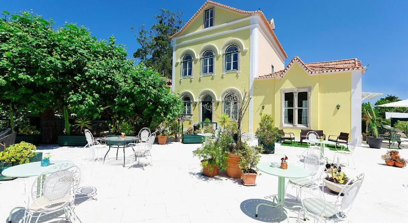 Hotel Nova Sintra Rservez En Ligne Bed Amp Breakfast Europe
