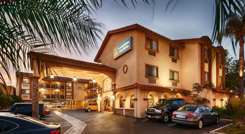 Best Western Los Alamitos Inn Suites In United States