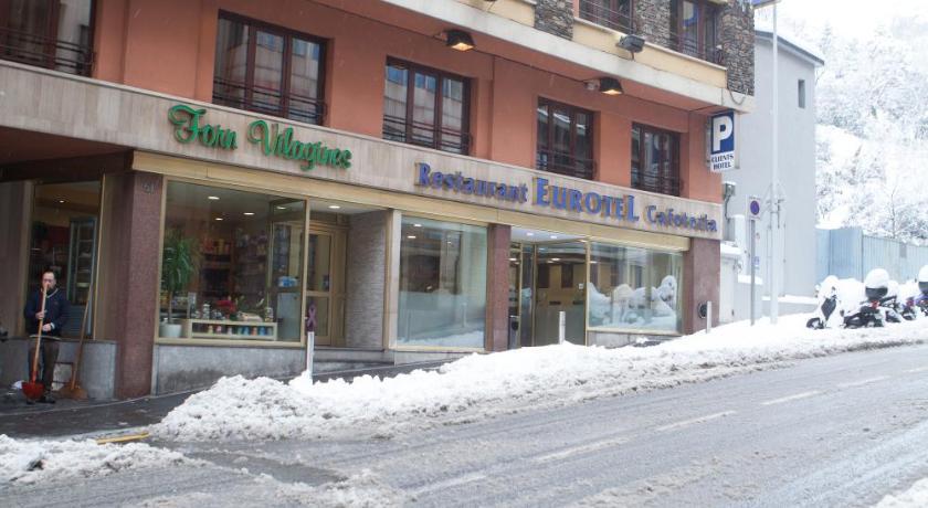 Silken Insitu Eurotel Andorra Andorra La Vella Andorra