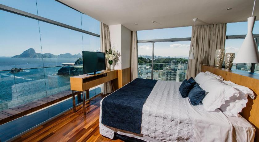 Niteroi Rio De Janeiro State Brazil Hotels And
