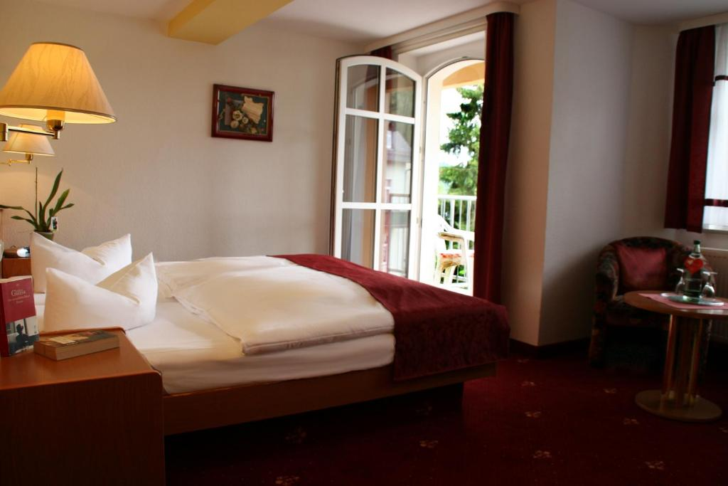 Parkhotel Helene Starting From 58 Eur Hotel In Bad