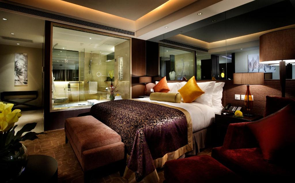 Crowne Plaza Beijing Sun Palace Starting From 516 Cny