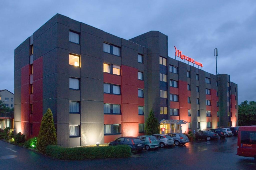 Further Hotel Mercure Nurnberg West Starting From 69 Eur