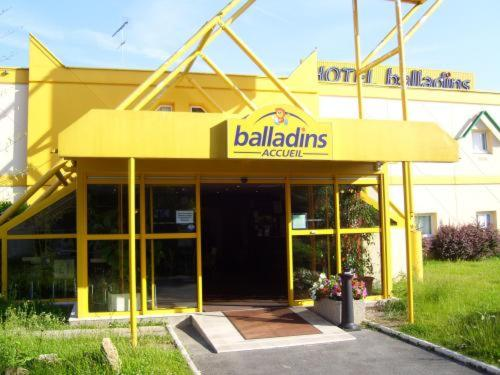 Hotel Balladins Melun Savigny Le Temple Starting From 40