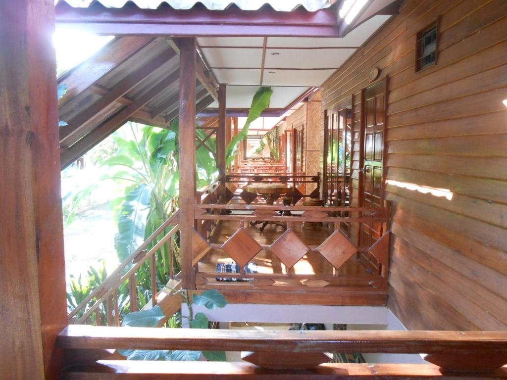 Le Jardin Organique Bungalow And Restaurant Starting From