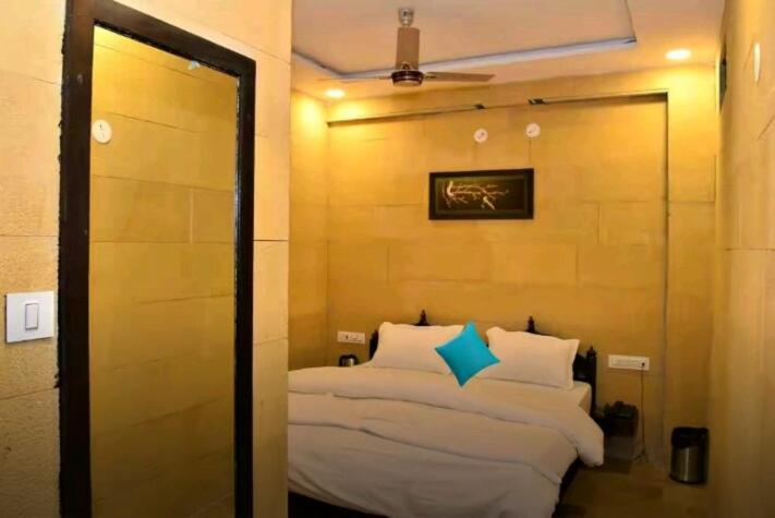 Golden Sands Guest House At India Rajasthan Jaisalmer
