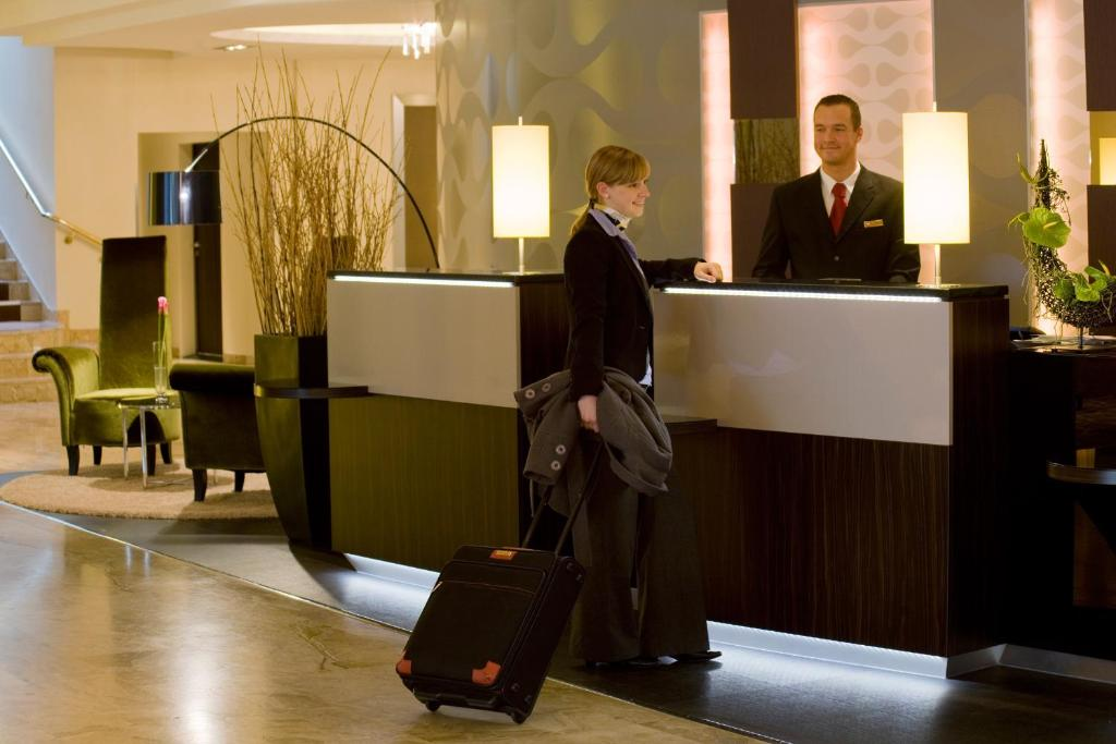 Crowne Plaza Berlin City Centre Starting From 78 Eur