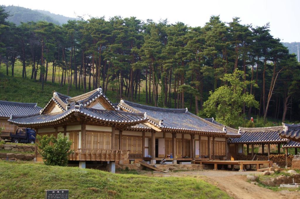 Korean Traditional House Chungnokdang Starting From