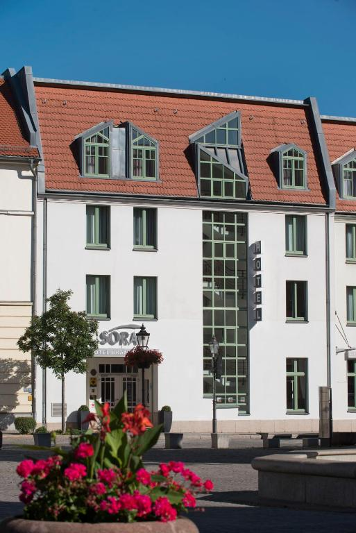 Sorat Hotel Brandenburg Starting From 60 Eur Hotel In