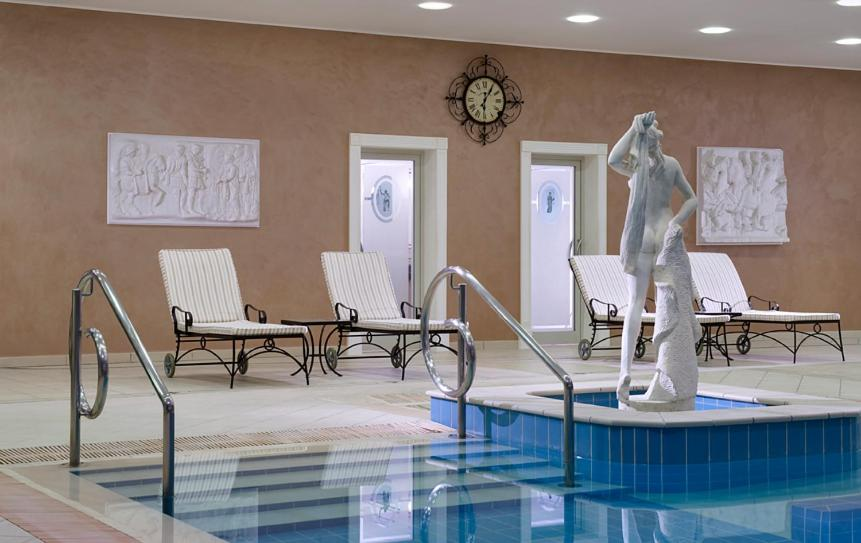 Hotel Tritone Terme Starting From 148 Eur Hotel In Abano