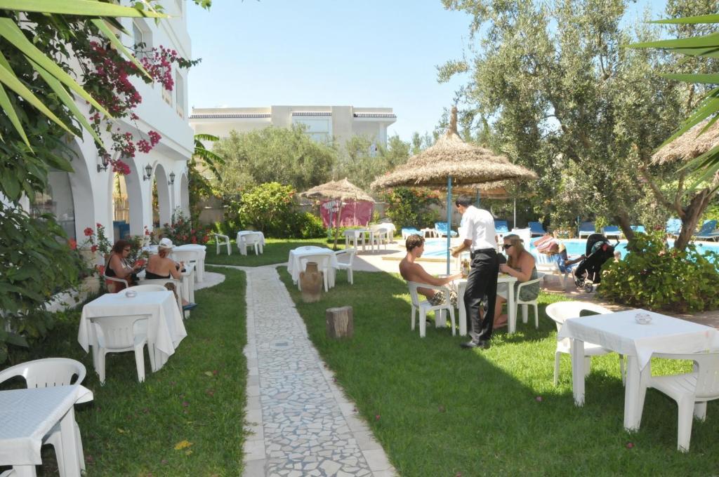 Residence Romane Starting From 19 Eur Hotel In Hammamet
