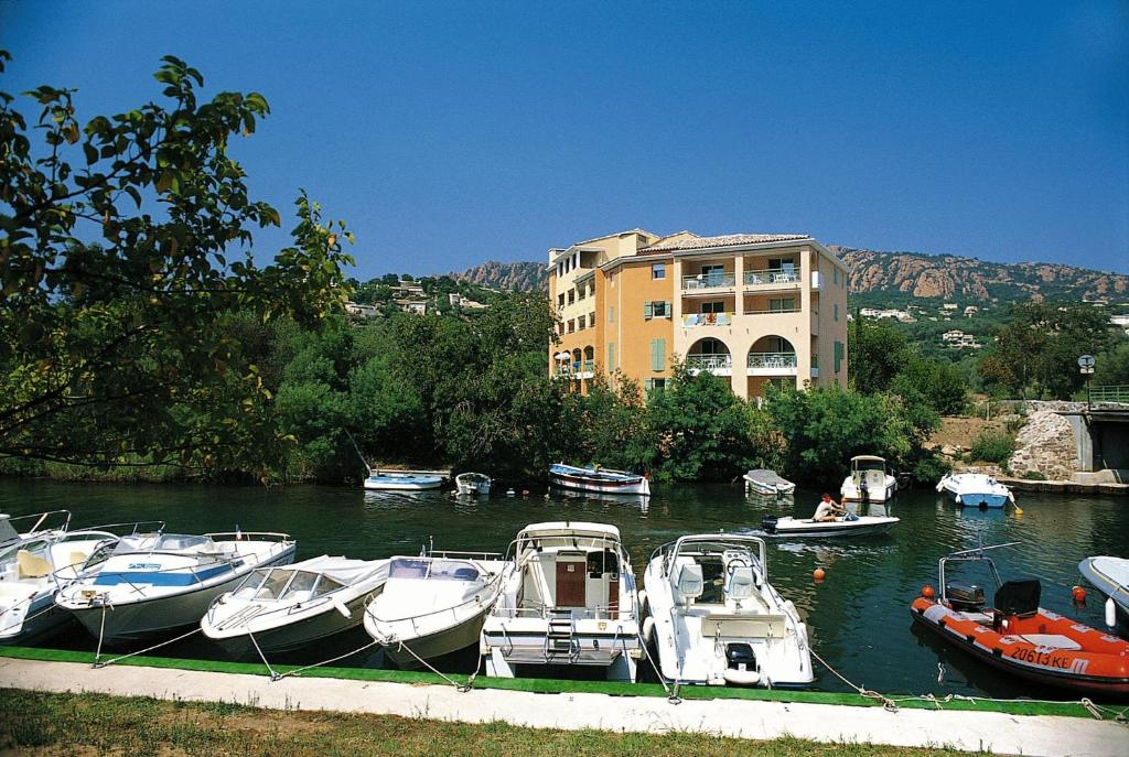 Le Nautic Starting From 31 Eur Hotel In Agay France
