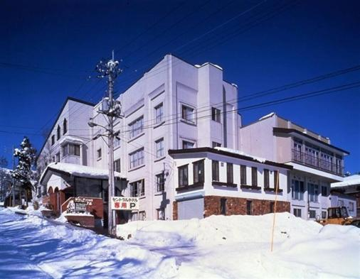 Akakura Central Hotel Starting From 13 000 Jpy Hotel In