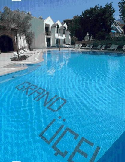 Grand Ucel Hotel Starting From 40 Eur Hotel In Oludeniz