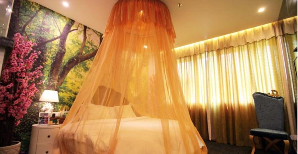 Beiai Hotel At China Sichuan Chengdu The Hotel S Address