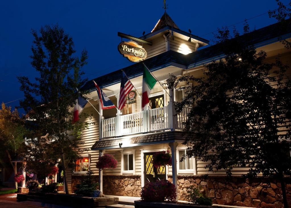 Parkway Inn Starting From 104 Usd Hotel In Jackson U S A