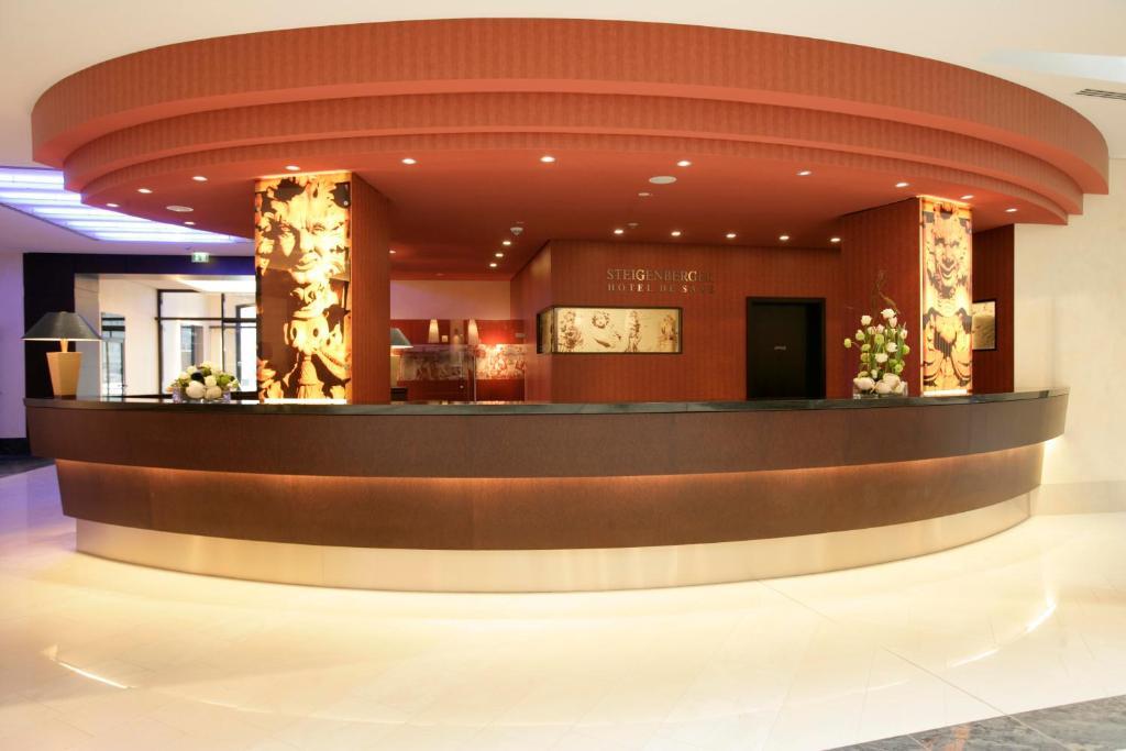 Steigenberger Hotel De Saxe Starting From 99 Eur Hotel
