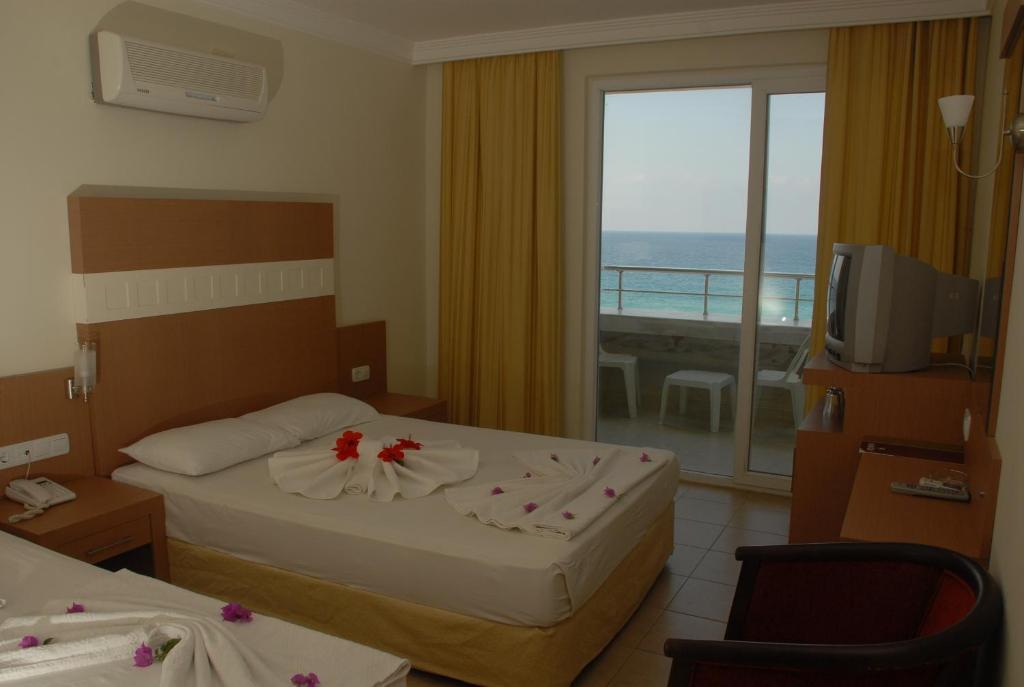 Sunstar Beach Hotel Hotel In Mahmutlar Turkey