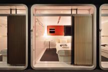 Superior Capsule Room Male - Cabin Shinbashi