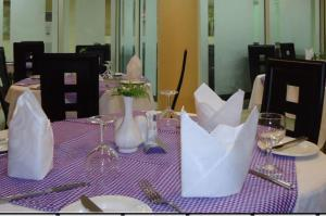 Marblefield Hotel Resort Mafoluku Lagos Nigeria