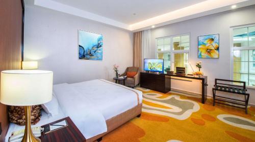 Yonglida Garden Hotel Xiamen Fujian China