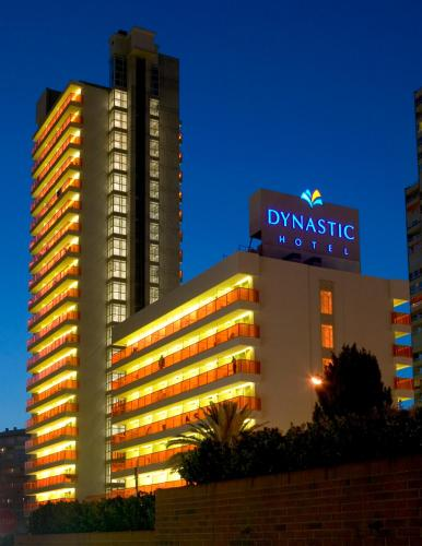 Dynastic Benidorm Alicante  HotelesBaratoscom