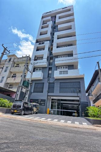 Akara Apartments Ebenizer Place Book Directions