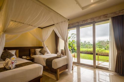 Atta Mesari Resort Spa Ubud Bali Indonesia