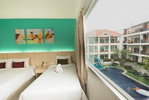 Fx Hotel Pattaya Pattaya South Thailand