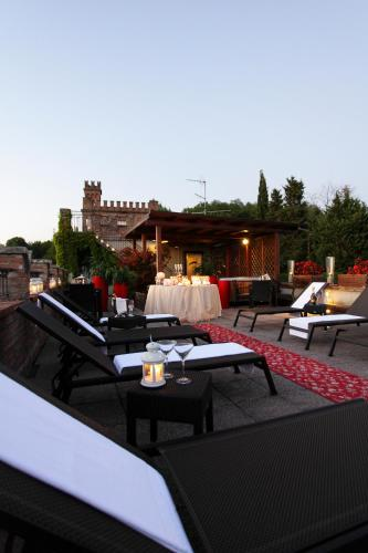 AHOTELcom  Locanda al Castello Wellness Resort Albergo Cividale del Friuli Italia