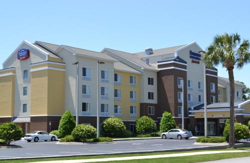 Fairfield Inn Destin Fl