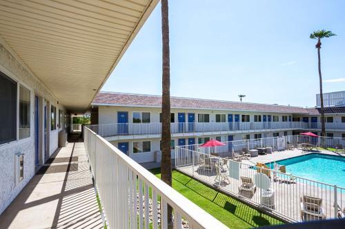 Motel 6 Mesa North Mesa AZ United States Overview  pricelinecom