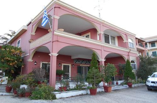 Hotel Dalia National Stadium Square Garitsa Corfu