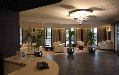 Best Western Plus Le Colisee Hotel Spa Saint Herblain