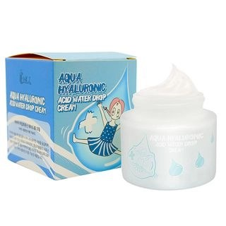 Elizavecca - Aqua Hyaluronic Acid Water Drop Cream 50ml 50ml