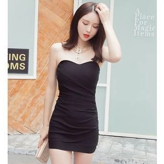 Nancho Plain Sleeveless Dress