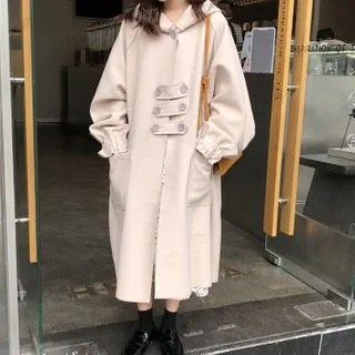 Luna Rouge Hooded Coat