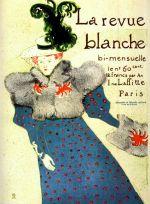 Lautrec_la_revue_blanche_(poster)_1895