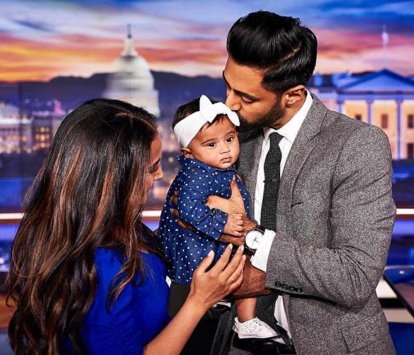 Beena Patel Biography Family Facts Hasan Minhaj Wife
