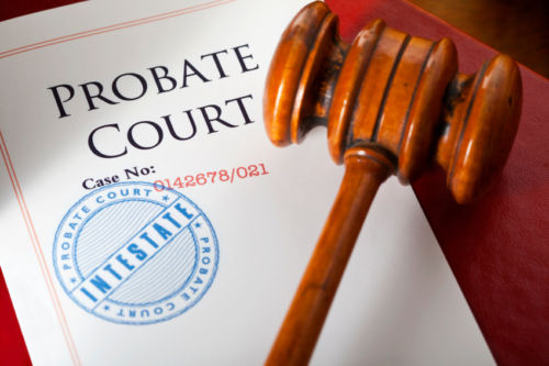 Probate Court Intestate