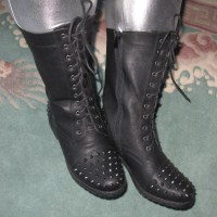 Torrid Studded Boot Review