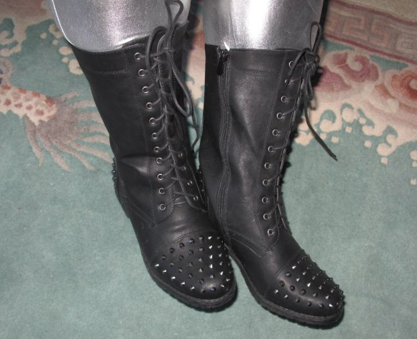 studded boots torrid