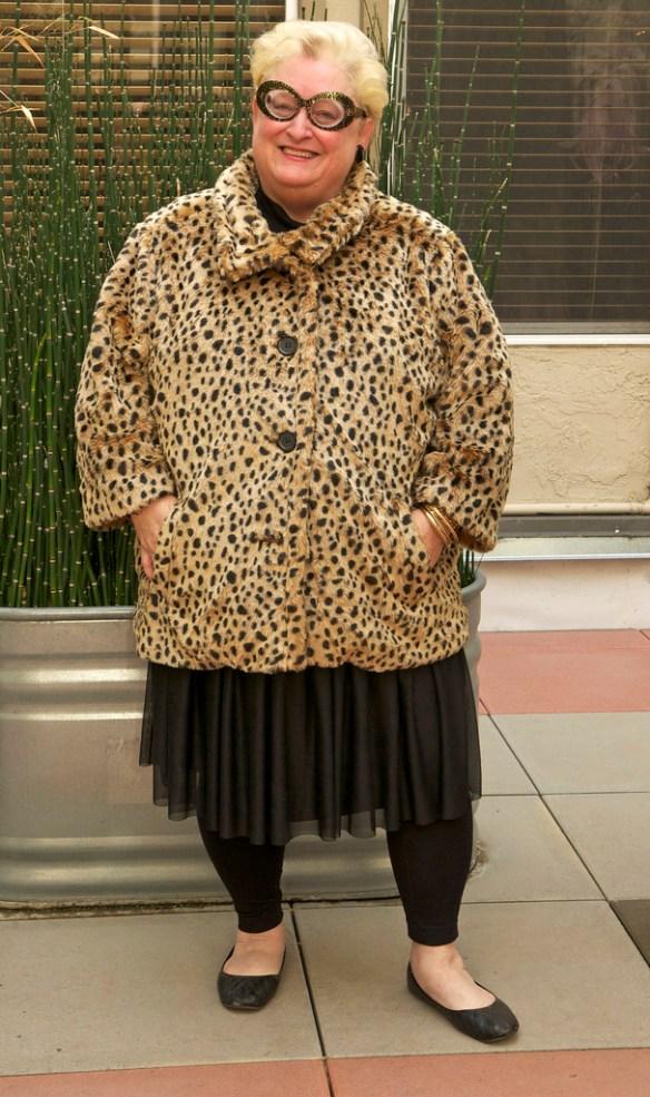 Coat: Torrid 5X Skirt: SWAK 5X (sold out) Leggings: SWAK One Size (my favs)