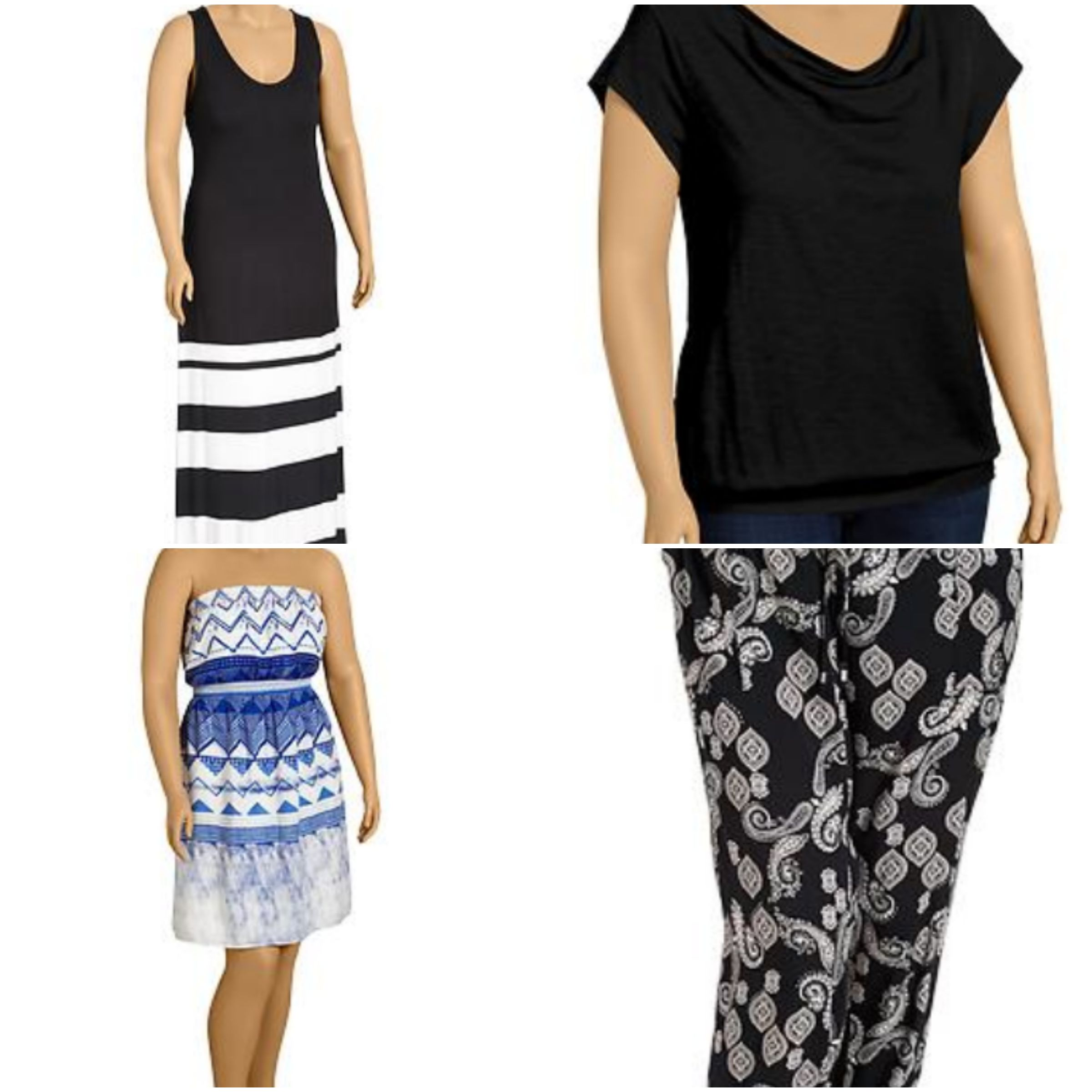 Old Navy Plus Size Clothes On Sale (Including some 4Xs ...